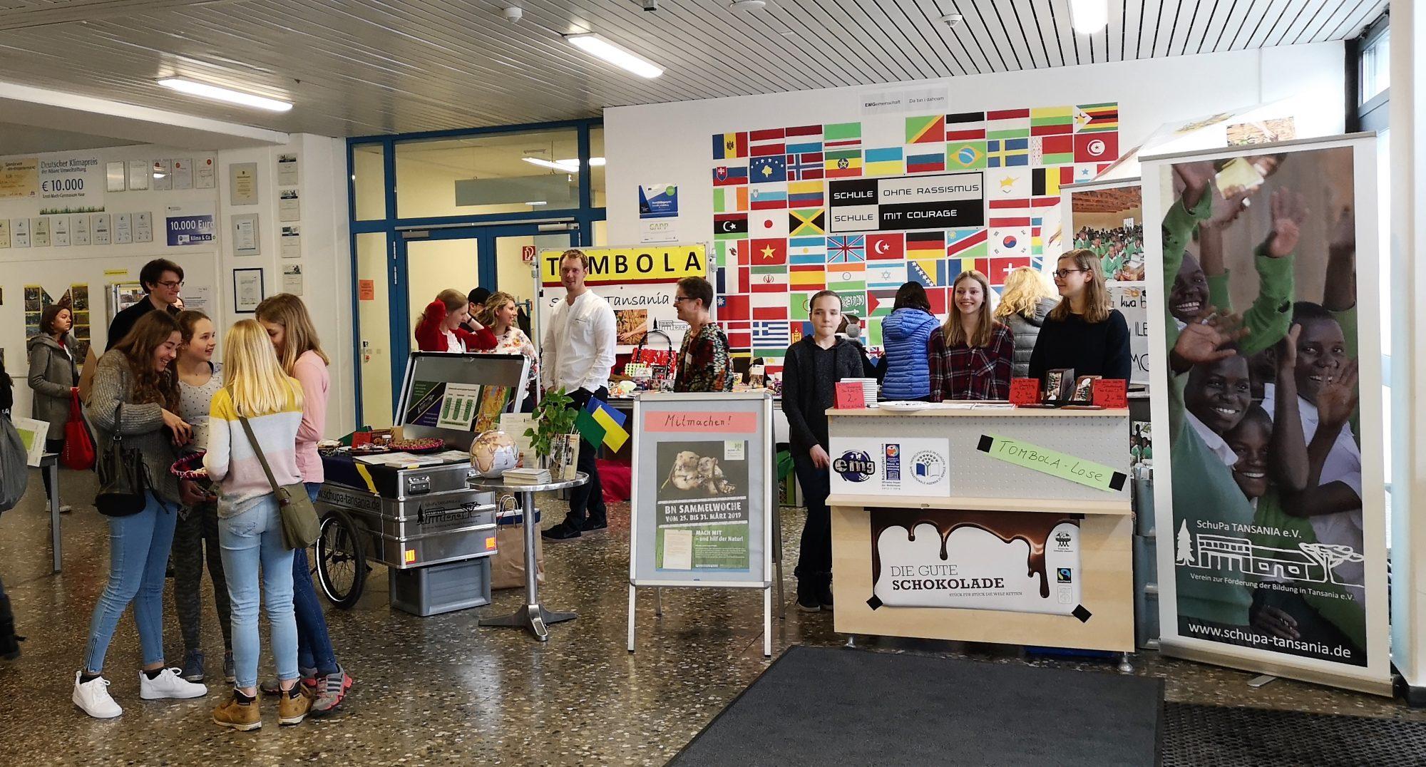 PuCo und SchuPa am Tag der offenen Tür 2019