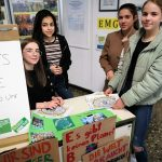 Infostand Fridays for Future